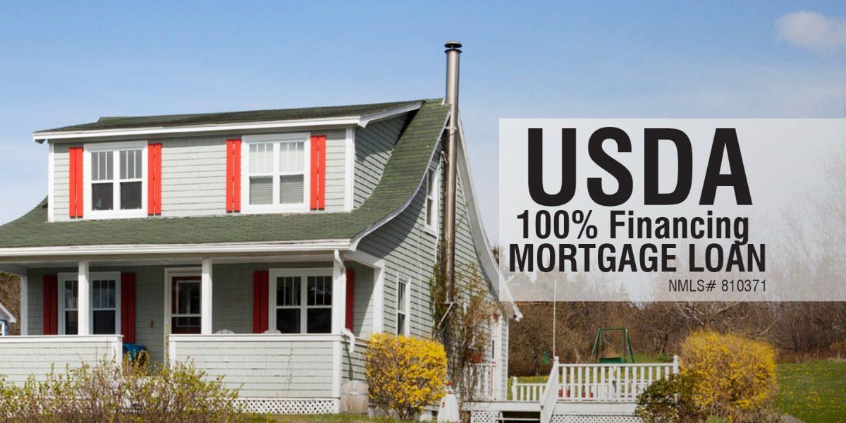6. USDA 100 Financing Mortgage Loan